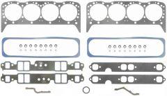 5.7L 350ci Pre-Vortec 87-95 Marine Cylinder Head Set