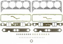 5.7L 350ci 67-85 Marine Cylinder Head Set