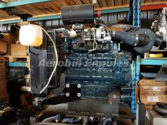 55 kW Kubota V3307-T Power unit