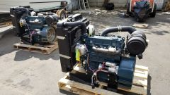 Kubota V3600 Power Unit 50 kW