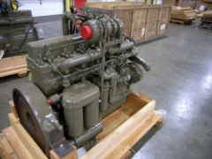 Allis Chalmers 3500 rebuilt engine