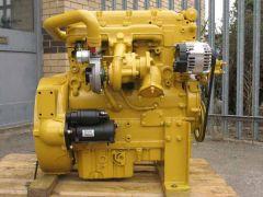 Caterpillar 3054T Engine