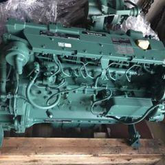 Volvo D6D Engine