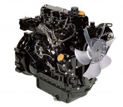 Yanmar 4TNV88 Engine