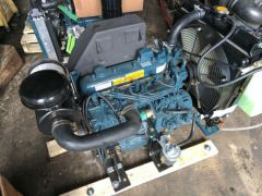 33 kW Kubota V1505 Power unit