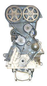 Chrysler 2.4 2001 Engine