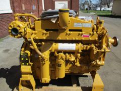 Caterpillar C-10 Marine Engine Brand New