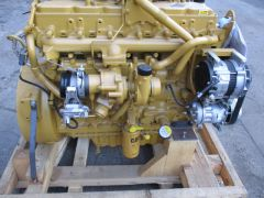 C-7.1 Caterpillar New Engine