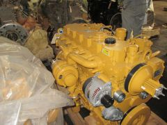 C-6 Caterpillar - 245 HP New Engine