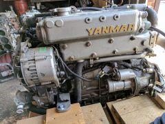 4JH4-AE Yanmar Engine Rebuild