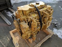 Brand new C4.4 ACERT engine
