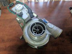 John Deere 6090H Variable Geometry Turbo