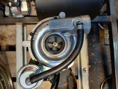 Yanmar 4TNV98T Turbocharger