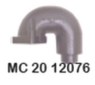 Barr Marine MC-20-12076 Riser Elbow