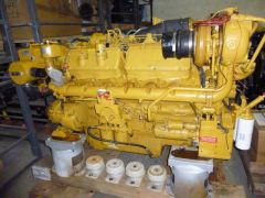 Caterpillar C3412 Marine Engine