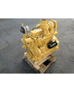 John Deere 4045T Tier 1 New Engine