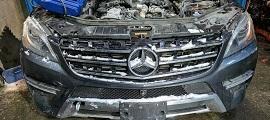 2013 Mercedes Front end